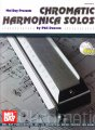 Chromatic Harmonica Solos + CD